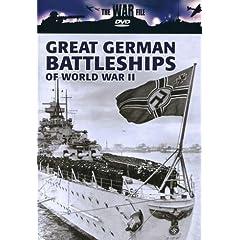 The War File: Great German Battleships of World War II