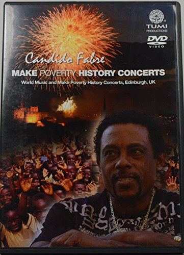 Make Poverty History Concerts