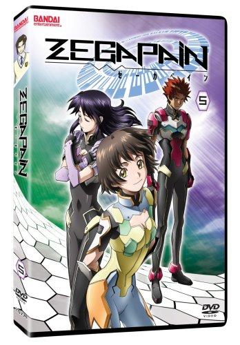 Zegapain, Vol. 5