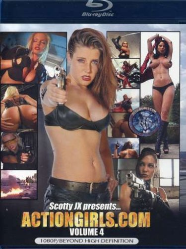 Actiongirls.com, Vol. 4 [Blu-ray]