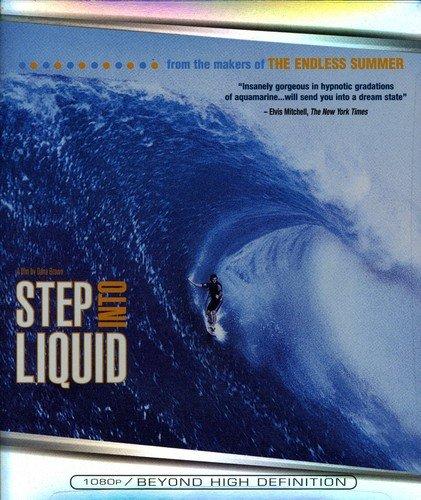 Step Into Liquid [Blu-ray]