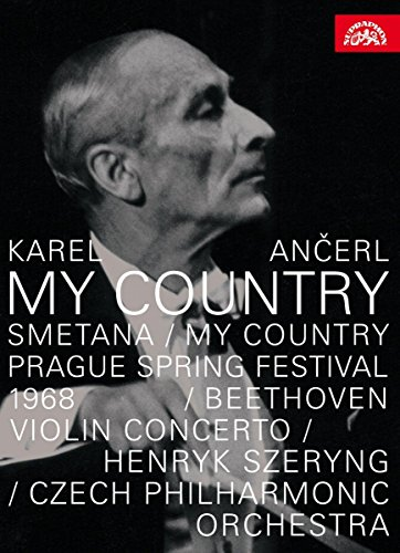 Czech Philharmonic Orchestra: Ma Vlast