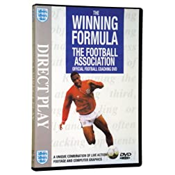 Soccer Winning Formula: Direct Play DVD