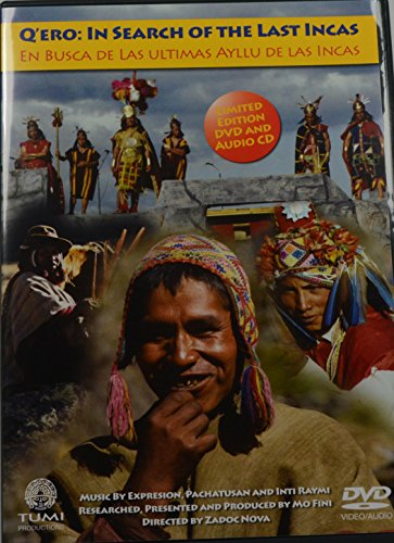 Q'Ero: In Search of the Last Incas
