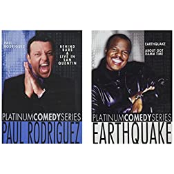 Paul Rodriguez Live & Earthquake: About Got Damn T