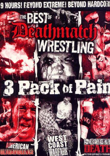 Best of Deathmatch Wrestling Box Set