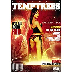 Temptress Video Magazine, Vol. 1