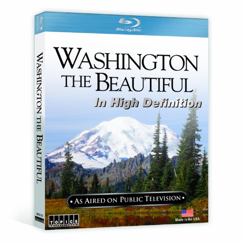 Washington the Beautiful [Blu-ray]