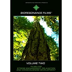 BioResonance Films for Consciousness Development and Meditation, Volume TWO