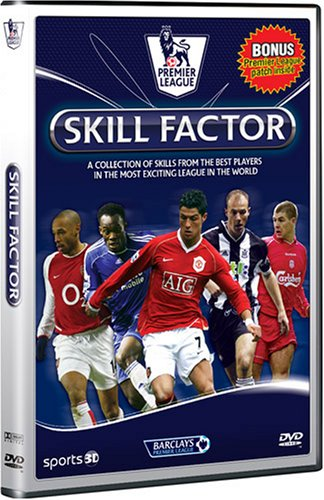 Skill Factor: Premier League Soccer***OFFICIAL PREMIER LEAGUE PATCH INSIDE