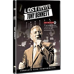 Lost Concerts Series: Tony Bennett
