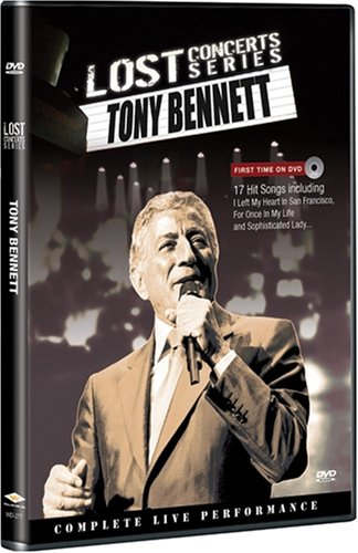 Lost Concerts Series: Tony Bennett