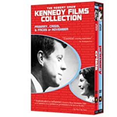 Robert Drew Collection - JFK Revealed (Primary / Crisis / Faces of November)