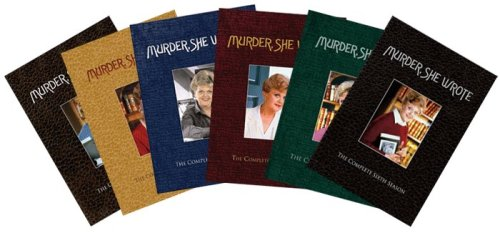 Murder, She Wrote Seasons 1-6 Bundle