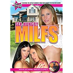 Too Much for TV Presents: Sex Hungry Milfs
