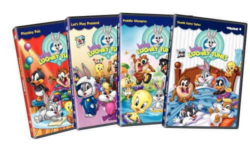 Baby Looney Tunes 1-4 (4pc) (Gift)