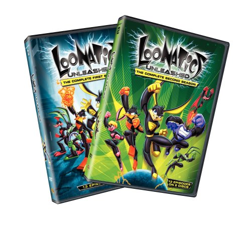 Loonatics Unleashed: Complete Seasons 1&2 (4pc)