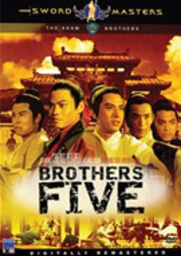 Sword Masters: Brothers Five *Shaw Brothers*