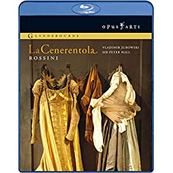 Rossini: La Cenerentola [Blu-ray]