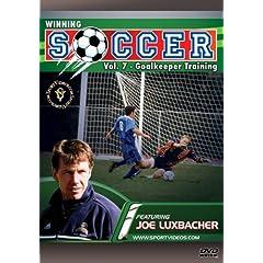 Winning Soccer: Goalkeeper Training