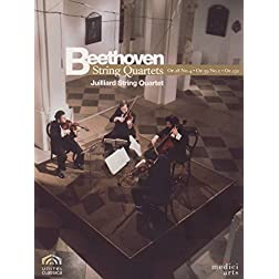 Beethoven: String Quartets Op. 18, 59 & 131