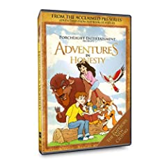 Adventures from the Book of Virtues - Adventures in Honesty