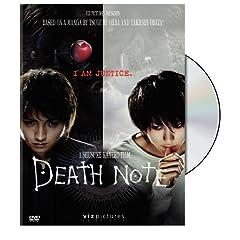 Death Note (Live Action - Dub & Sub)