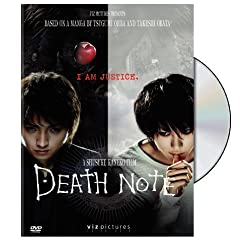 Death Note (Live Action - Dub & Sub)