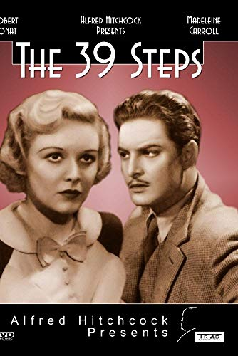 The 39 Steps (Remastered Edition) - 1935