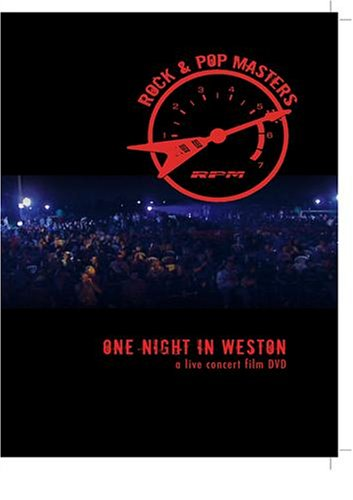 One Night In Weston DVD