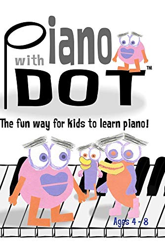 Piano with Dot.  The fun way for kids to learn piano.