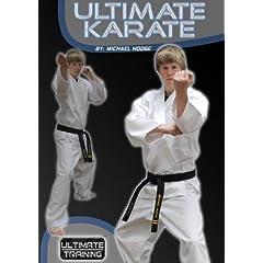Ultimate Karate - full 8 DVD training set from white to black belt