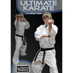 Ultimate Karate - full 8 DVD training set from white to black belt