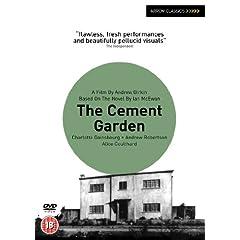 The Cement Garden (PAL/Region 2)