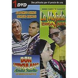 Don Herculano Anada Suelto/La Mojada Enganada