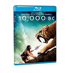 10,000 B.C. [Blu-ray]