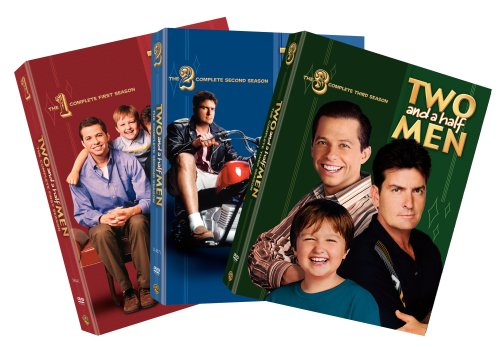 Two & A Half Men: Complete Seasons 1-3 (12pc)