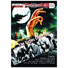 Movieology Shockfest 1960-1969 [Widecreen Edition] (Dementia 13 / Last Man On Earth / City Of The Dead aka Horror Hotel / Carnival Of Souls / A Bucket Of Blood / Night Of The Living Dead 1968)
