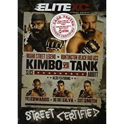 EliteXC: Street Certified - Kimbo Slice vs. Tank Abbott