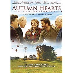 Autumn Hearts: A New Beginning
