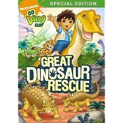 Go Diego Go! - The Great Dinosaur Rescue