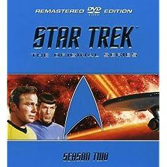 Star Trek The Original Series - The Complete Second Season (Remastered)