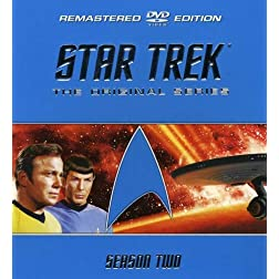 Star Trek The Original Series - The Complete Second Season (Remastered)