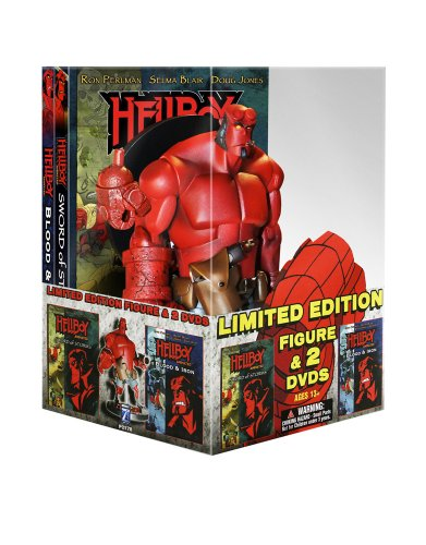 Hellboy Animated (Limited Edition 2-Pack with Figurine)