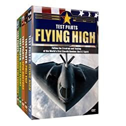 Test Pilots: 5 Pack