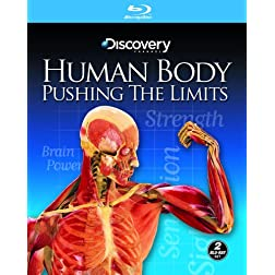 Human Body: Pushing the Limits [Blu-ray]
