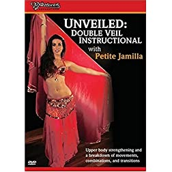 Petite Jamilla: Unveiled - Double Veil Instructional