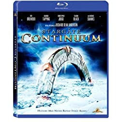 Stargate: Continuum [Blu-ray]
