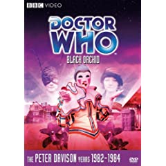 Doctor Who - Black Orchid (Episode 121)