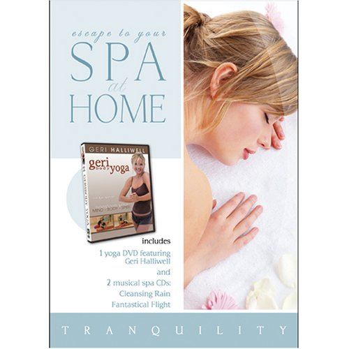 Escape to Your Spa at Home: Geribody Yoga